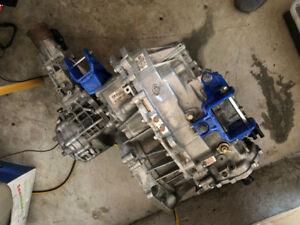2008 Mitsubishi evolution x SST gearbox and transfer case