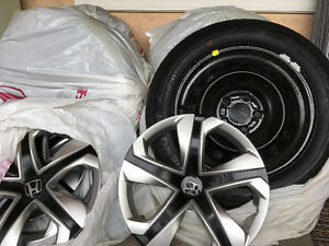 4 Brand New Hankook Mud and Snow Tires