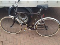 Classic PUCH bike