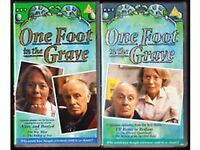 """""""One Foot In The Grave """" VHS Videos,"""
