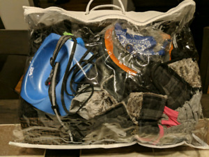 Small and Medium Gently Used and New Dog Clothes and Accessories