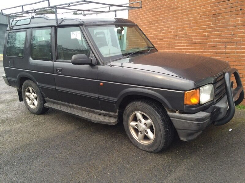land rover discovery 300 tdi 3 door in idle west yorkshire gumtree. Black Bedroom Furniture Sets. Home Design Ideas