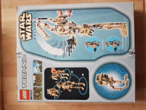 LEGO Star Wars Battle Droid (8001)
