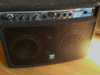 Yorkville AM100 Acoustic Master amp // Ampli acoustique