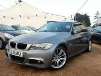 2010 10 BMW 3 SERIES 2.0 320D M SPORT BUSINESS EDITION 4D AUTO 181 BHP DIESEL