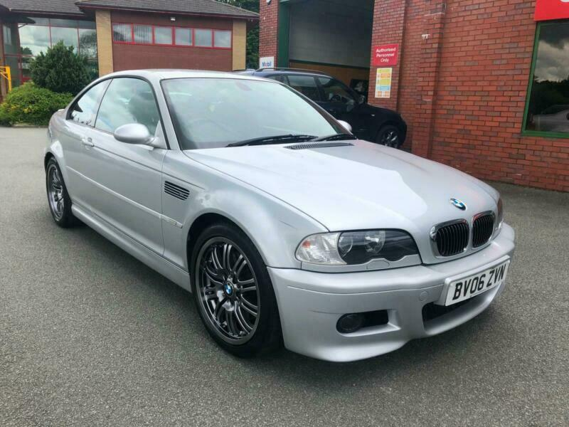 2006/56 BMW E46 M3 3 2 COUPE - 6 SPEED MANUAL - 1 OWNER - 98K - STUNNING! |  in Bicton Heath, Shropshire | Gumtree