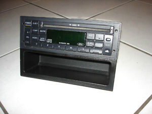 1993 Ford Mustang factory CD player or premium radio/cassette