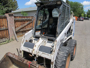 Bobcat 753 Skid Steer Loader For Sale
