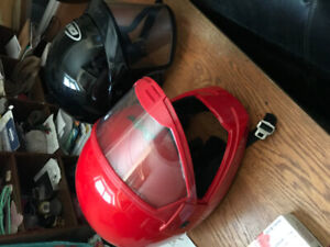 Leather jackets&helmets-all sizes 4 motorbikes,ATV,scooters +++