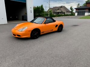 Porsche Boxster S 2004 Moteur 3.2l low price