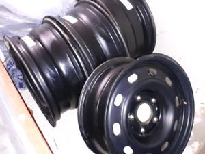 17 inch Steel Rims