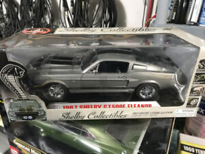 Ford Mustang Shelby gt 500E Eleanor 1967 diecast 1/18 die cast