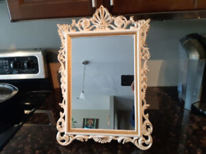 ROCOCO STYLE TABLE OR WALL MIRROR