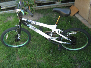 "BOYS 20"" BIKE IN GOOD CONDITION"
