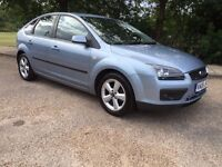 FORD FOCUS ZETEC 1.6 AUTOMATIC FULL HISTORY LOW MILES LADY OWNER DRIVES THE BEST
