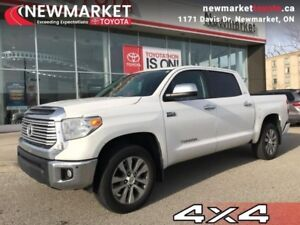 2016 Toyota Tundra Limited  - trade-in - Certified - $137.57 /Wk