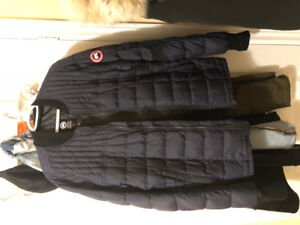 Canada Goose Navy Blue Men's Dunham Jacket XL