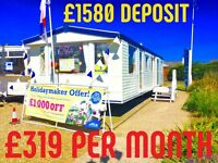 REDUCED STATIC CARAVAN FOR SALE, GREAT YARMOUTH. NORFOLK. NOT HAVEN