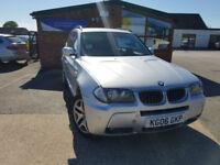 2006 BMW X3 3.0d M Sport AUTOMATIC DIESEL FULL SERVICE 2KEYS