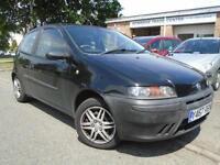 2001 Y FIAT PUNTO 1.2 8V 3D 59 BHP