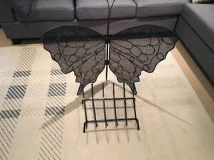 Butterfly Fire Guard and Grate