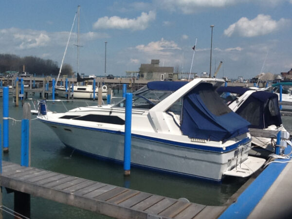 Used 1987 Bayliner 2850 Contessa sunbridge