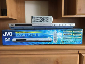 JVC DVD Player XV-N212S