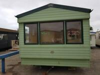 Willerby Herald Static Caravan **Galvanised Chassis* 2 Bed 28x10 - Off Site Sale