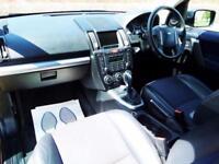 2007 57 LAND ROVER FREELANDER 2.2 TD4 SE 5D AUTO 159 BHP DIESEL