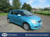 2009 09 SUZUKI SWIFT 1.3 GL 3DR ONLY 75,000 MILES MOT OCT 21 CLIO CORSA