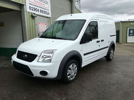 NEW UNREG FORD TRANSIT CONNECT TREND 1.8TDCI LEFT HAND DRIVE UNFINISHED PROJECT