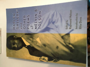 HARLEM GALLERY and other poems of Melvin B. Tolson