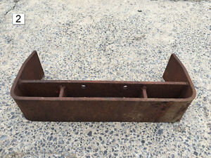 Front Weight Support for Massey Ferguson tractor