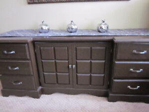 MCM Sideboard CUSTOM Made~by Stouffville Carpenter in 1960s