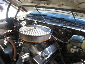 350 V8  Chev  litre Performance Engine