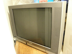 "Toshiba 27"" Flat Screen T.V."