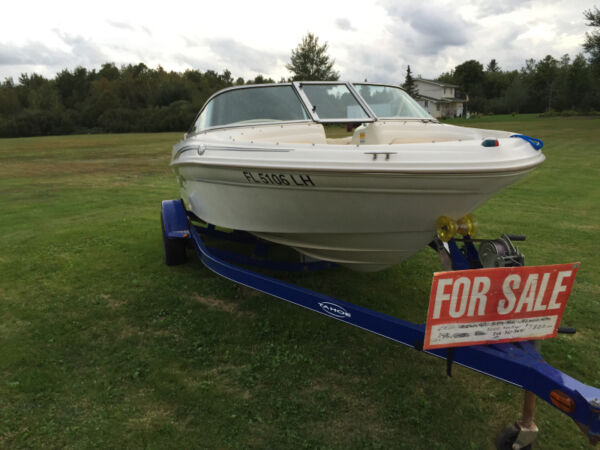 Used 2000 Stingray Boat Co Bowrider