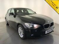 2014 BMW 116D EFFICIENT DYNAMICS DIESEL 1 OWNER SERVICE HISTORY FINANCE PX