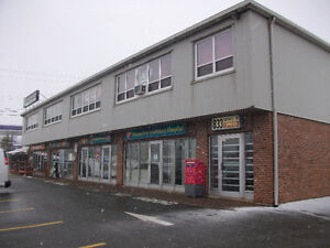 RETAIL and OFFICE SPACE on Sackville Drive