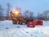 Box-12 snow plow