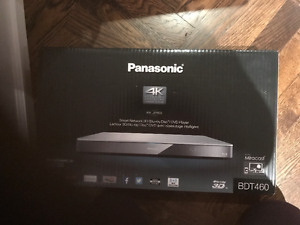 PANASONIC bluray bdt460