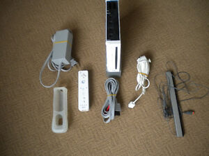 Wii Game System/Balance Board