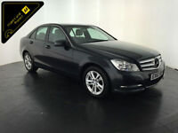 2013 63 MERCEDES-BENZ C200 EXECUTIVE SE CDI AUTO 1 OWNER SERVICE HISTORY FINANCE