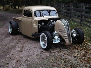1950 f100 hot rod rat rod for trade
