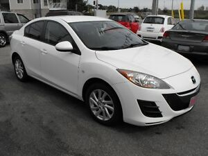 2010 MAZDA 3 SEDAN  LOADED  5 SPEED  NO ACCIDENTS..SALE