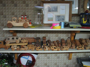 homemade wooden toys