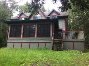 Waterfront cottage for rent -Lake Memphremagog (Magog)