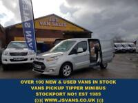 2015 64 FORD TRANSIT CONNECT T240 LIMITED LONG WHEEL BASE AIR CON + ALLOYS + ELE