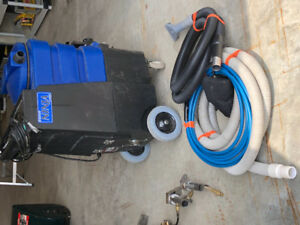 NINJA commercial carpet cleaning extractor