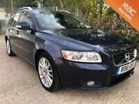 2011 61 VOLVO V50 1.6 DRIVE SE LUX EDITION S/S 5D 113 BHP DIESEL